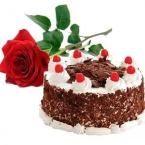 Send Cakes Rose Delivery Rourkela