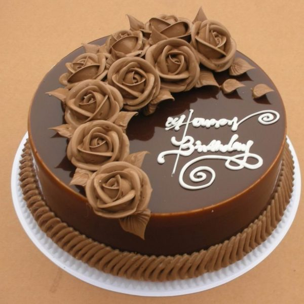 Chocolate Rose Cake Delivery Rourkela