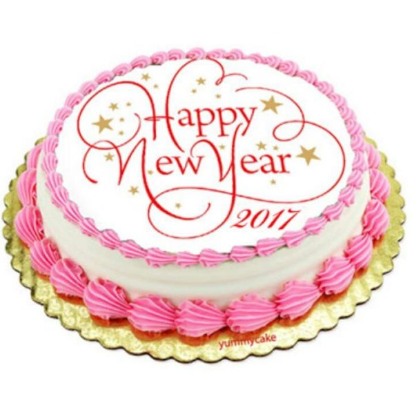 New Year Cake Delivery Online
