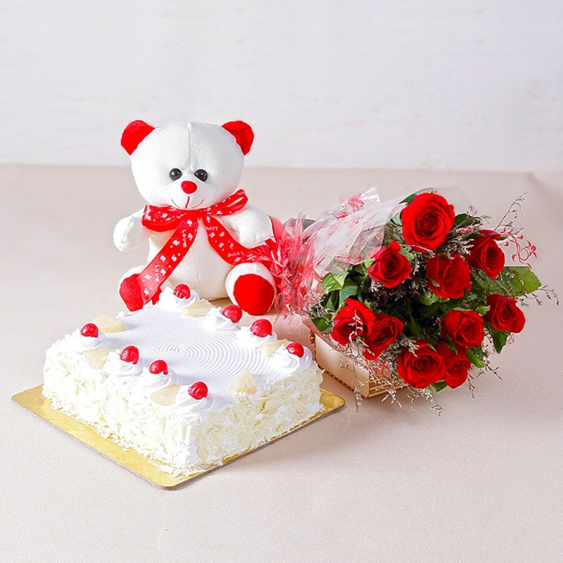 Valentine Cake Delivery Shop