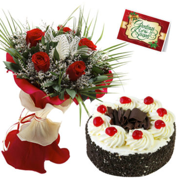 Fruit Cake Card Delivery Rourkela